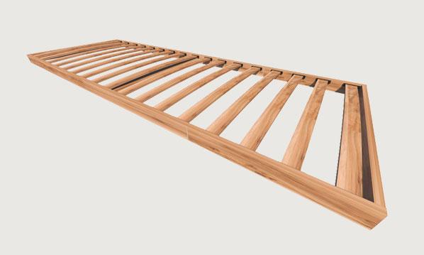 Somiere lemn masiv