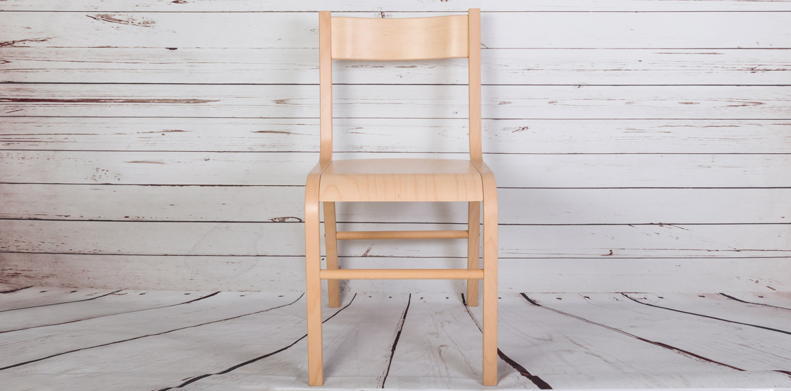 Scaun Nick lemn masiv