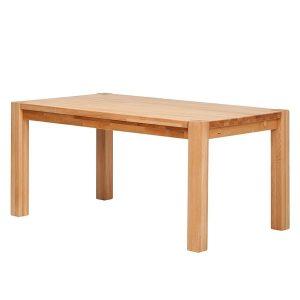 Masa living, lemn masiv, natur, Kneo, L180xl90xh75 cm